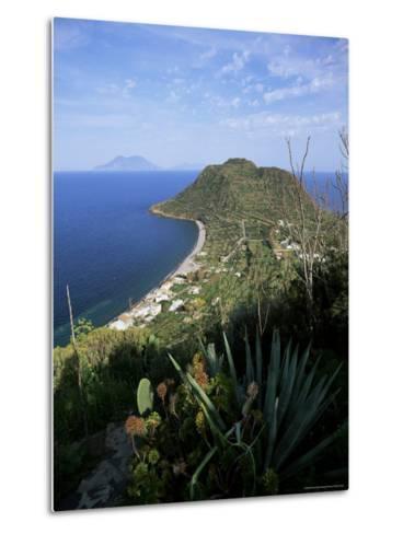 Island of Filicudi, Aeolian Islands, Unesco World Heritage Site, Italy-Oliviero Olivieri-Metal Print