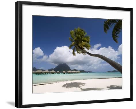 Pearl Beach Resort, Bora-Bora, Leeward Group, Society Islands, French Polynesia-Sergio Pitamitz-Framed Art Print