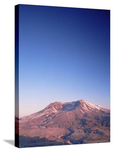 Mount St. Helens, Mount St. Helens National Volcanic Monument, Washington State-Colin Brynn-Stretched Canvas Print