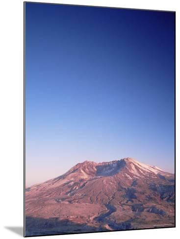 Mount St. Helens, Mount St. Helens National Volcanic Monument, Washington State-Colin Brynn-Mounted Photographic Print