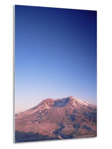 Mount St. Helens, Mount St. Helens National Volcanic Monument, Washington State-Colin Brynn-Metal Print