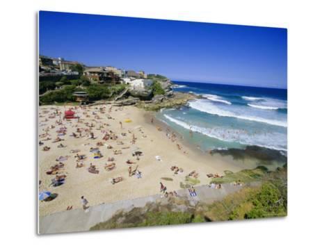Tamarama, Fashional Beach South of Bondi, Eastern Suburbs, New South Wales, Australia-Robert Francis-Metal Print