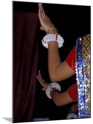 Dancers Hands, Siem Reap, Cambodia-Cindy Miller Hopkins-Mounted Photographic Print