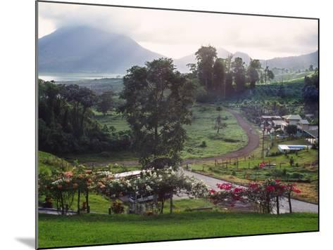 View from Arenal Vista Lodge, Alajuela, Costa Rica-Charles Sleicher-Mounted Photographic Print