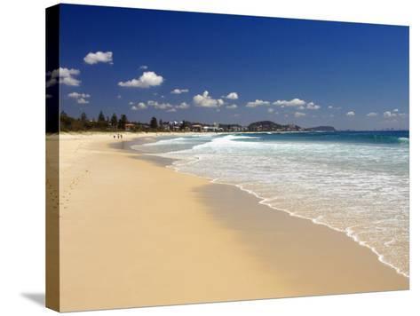 Coolangatta, Gold Coast, Queensland, Australia-David Wall-Stretched Canvas Print