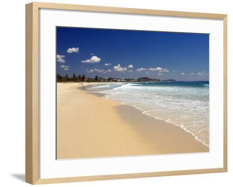 Coolangatta, Gold Coast, Queensland, Australia-David Wall-Framed Art Print