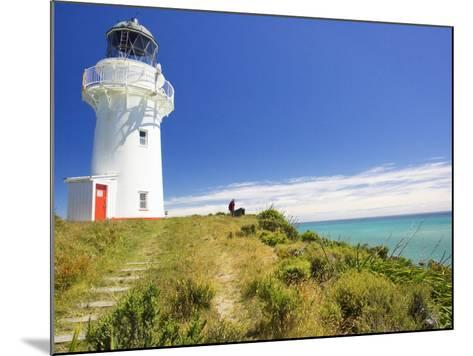 East Cape Lighthouse, Eastland, New Zealand-David Wall-Mounted Photographic Print