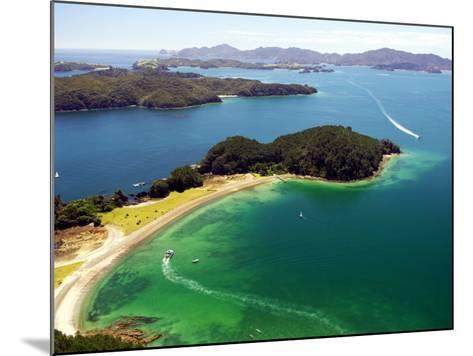 Motuarohia Island, Bay of Islands, Northland, New Zealand-David Wall-Mounted Photographic Print