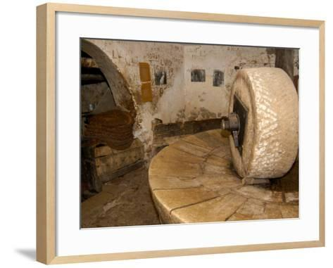Traditional Olive Mill, Moscenice, Croatia-Lisa S^ Engelbrecht-Framed Art Print