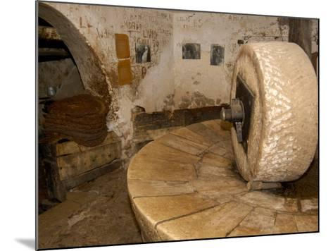 Traditional Olive Mill, Moscenice, Croatia-Lisa S^ Engelbrecht-Mounted Photographic Print