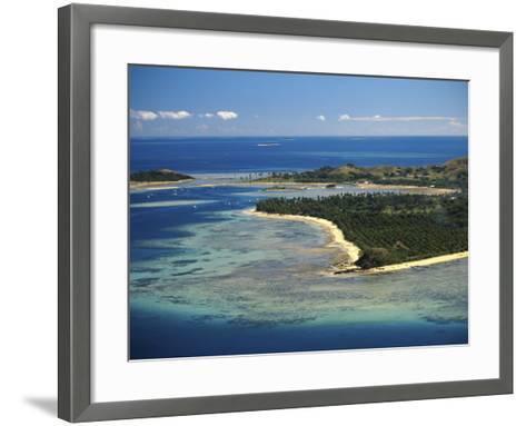 Malolo Lailai Island, Mamanuca Islands, Fiji-David Wall-Framed Art Print