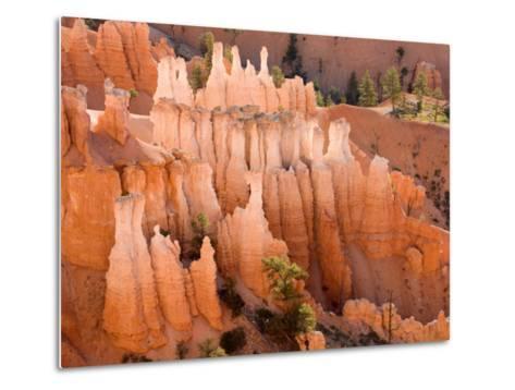 Queens Garden, Bryce Canyon National Park, Utah, USA-Jamie & Judy Wild-Metal Print
