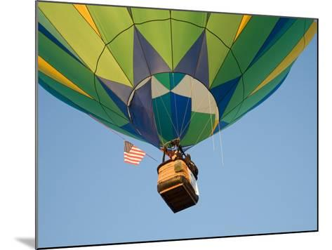 Launching Hot Air Balloons, The Great Prosser Balloon Rally, Prosser, Washington, USA-Jamie & Judy Wild-Mounted Photographic Print