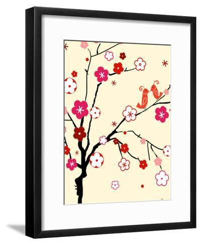 Meeting of the Minds--Framed Art Print