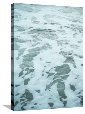 Froth--Stretched Canvas Print