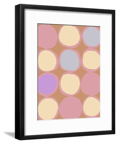 Astro Patterns III--Framed Art Print