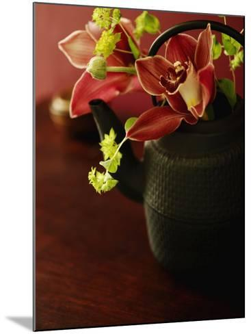 Petite Blossoms II--Mounted Photo