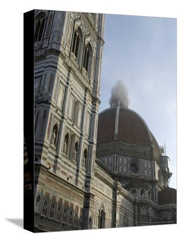 Duomo Santa Maria del Fiore, Florence, Italy-Brimberg & Coulson-Stretched Canvas Print