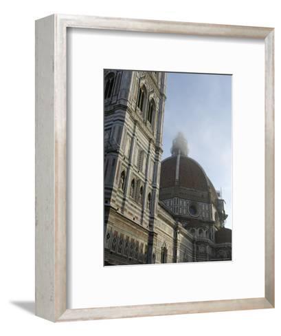 Duomo Santa Maria del Fiore, Florence, Italy-Brimberg & Coulson-Framed Art Print