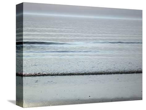 Seascape at Sunset, Romo, Denmark-Brimberg & Coulson-Stretched Canvas Print