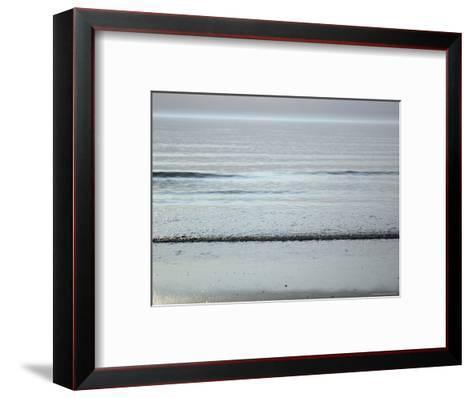 Seascape at Sunset, Romo, Denmark-Brimberg & Coulson-Framed Art Print