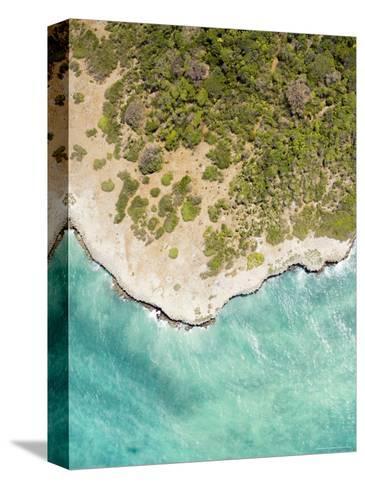 The Verdant Northern Tip of Pemba Island, Zanzibar-Michael Fay-Stretched Canvas Print