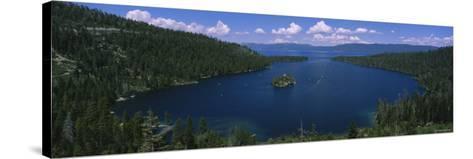 Lake Tahoe, California, USA--Stretched Canvas Print