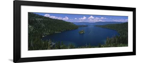 Lake Tahoe, California, USA--Framed Art Print