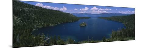 Lake Tahoe, California, USA--Mounted Photographic Print