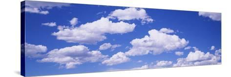 Cloudscape in the Sky, Idaho, USA--Stretched Canvas Print
