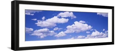 Cloudscape in the Sky, Idaho, USA--Framed Art Print