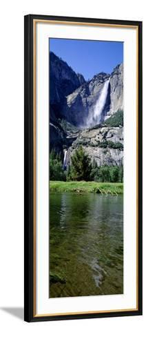 Yosemite Falls, Yosemite National Park, California, USA--Framed Art Print