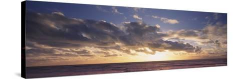 St. Peter at Sunset, Black Forest, Germany--Stretched Canvas Print