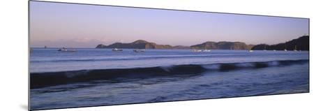 Hermosa Beach at Sunrise, Papagayo Peninsula, Guanacaste Province, Costa Rica--Mounted Photographic Print