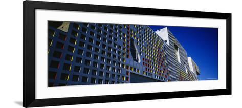 Simons Hall, Massachusetts Institute of Technology, Cambridge, Massachusetts, USA--Framed Art Print