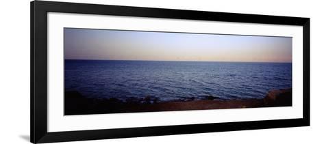 Dead Sea, Jordan--Framed Art Print