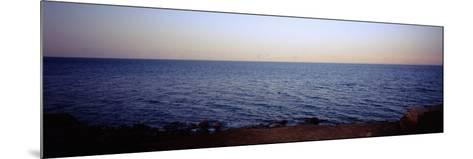 Dead Sea, Jordan--Mounted Photographic Print