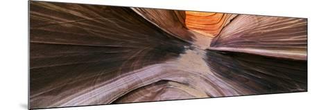 Rocks at a Canyon, Vermillion Cliffs, Arizona, USA--Mounted Photographic Print
