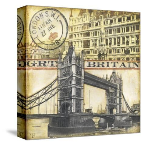 Great Britain-Tina Chaden-Stretched Canvas Print