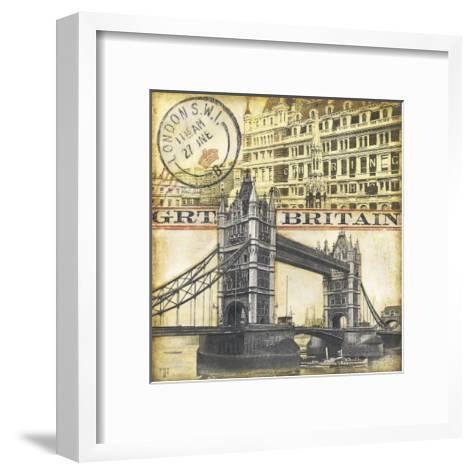 Great Britain-Tina Chaden-Framed Art Print