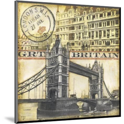 Great Britain-Tina Chaden-Mounted Art Print
