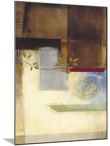 Golden Branch, no. 1-Chris Stone-Mounted Art Print