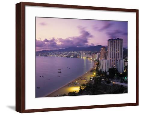 Acapulco, Mexico-Demetrio Carrasco-Framed Art Print