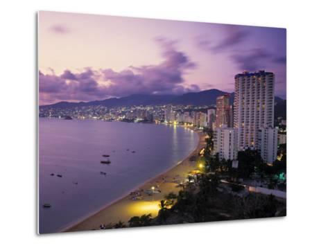 Acapulco, Mexico-Demetrio Carrasco-Metal Print