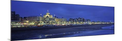 Casino, Scheveningen, Zuid, Holland-Walter Bibikow-Mounted Photographic Print