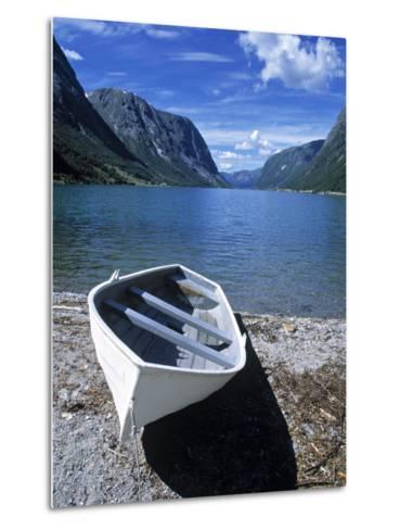 Jolstravatnet Fjord, Jolster Area, Norway-Doug Pearson-Metal Print