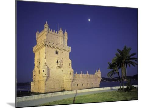 Belem Tower, Lisbon, Portugal-Jon Arnold-Mounted Photographic Print