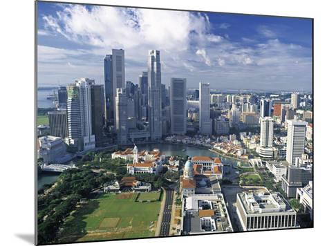 Financial District, Singapore-Alan Copson-Mounted Photographic Print