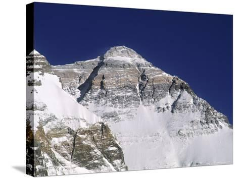 Everest North Face, Tibet-Pat Parsons-Stretched Canvas Print