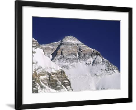 Everest North Face, Tibet-Pat Parsons-Framed Art Print